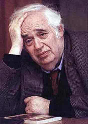 Harold Bloom despairs of me